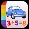 Malen nach Zahlen - Autos