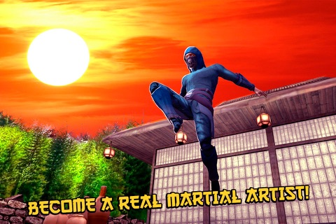 Ninja Revenge: Kung Fu Fighting Full screenshot 4