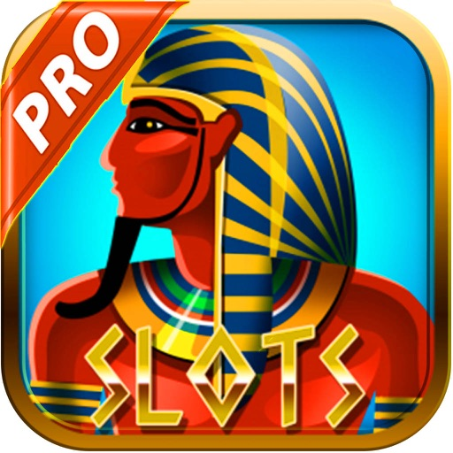 AAA Casino Slots: Spin Slots Of Pharaoh Machines Game Free! iOS App