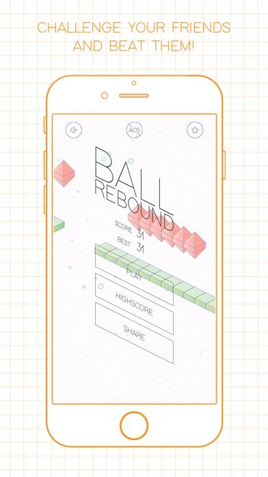 Ball Rebound Screenshot