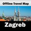 Zagreb (Croatia) – City Travel Companion icon