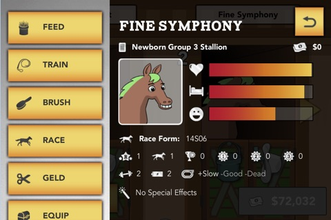 Hooves Reloaded: Horse Racing screenshot 4