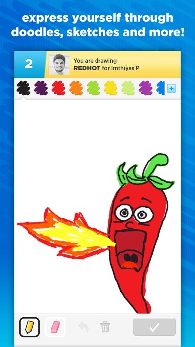 Draw Something Screenshots