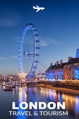 London Travel & Tourism Guide screenshot 1