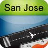 San Jose Airport (SJC) Flight Tracker radar Mineta