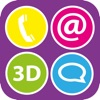 QuickDial++ - Faster Calling, Texting, Emailing Your Friends