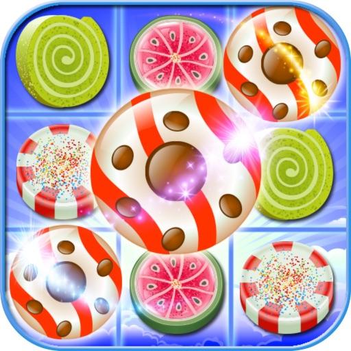 Cake Crush: Ledgen Match iOS App