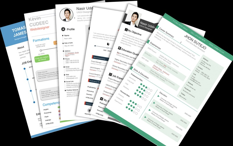 functional resume template pages mac templates app store additional