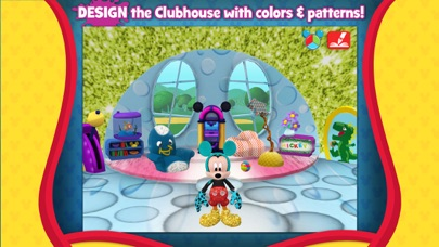 Screenshot #8 for Mickey Mouse Clubhouse - Color & Play