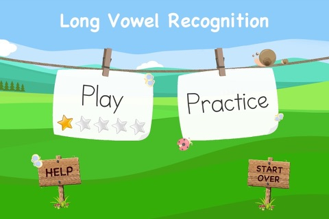 Long Vowel Recognition screenshot 1