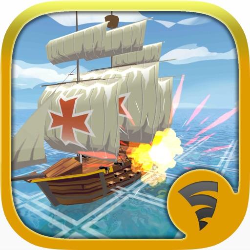 Battleship with Pirates iOS App