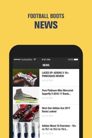 Football Silo - News & Release screenshot 1