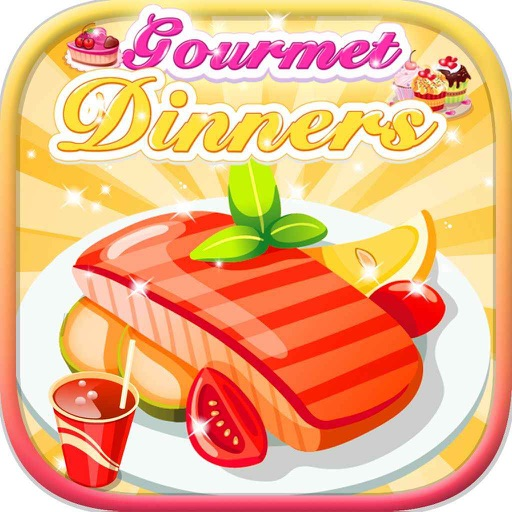 Gourmet Dinner – Most Delicious Family Meal Makeover Game iOS App