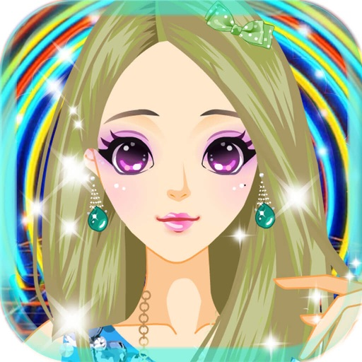 Super Star Girl - Libby Fashion Dress Show, Kids Free Educational Games iOS App