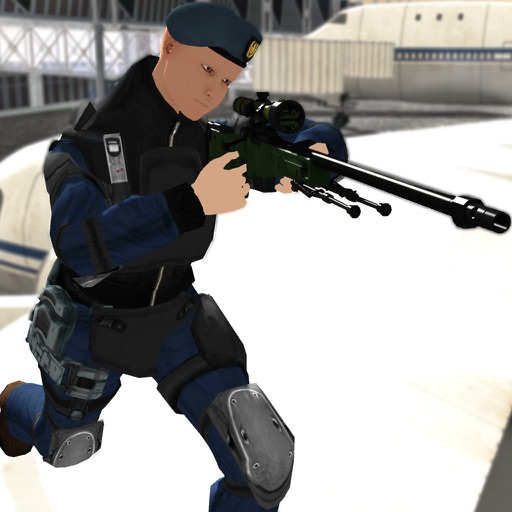 S.W.A.T Force Airport Hostage Ops - Elite Army Air-Port Rescue Missions iOS App