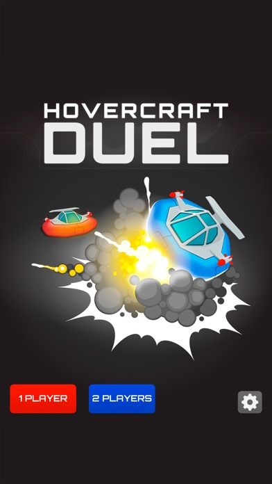 Hovercraft Duel Screenshot