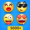 5000+ Emoji New - 3D Animated Emoticons
