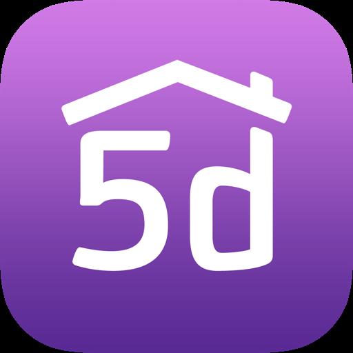 Bedroom Design 5D - bedroom plans, interior design and decor in 2D & 3D