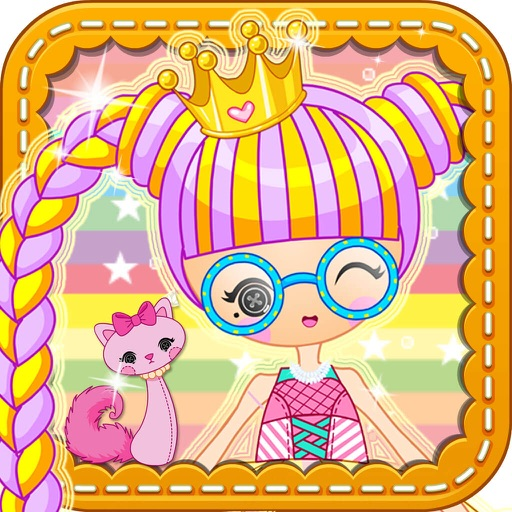 Dress up! Dolls – Fun Game for Girls and Kids iOS App
