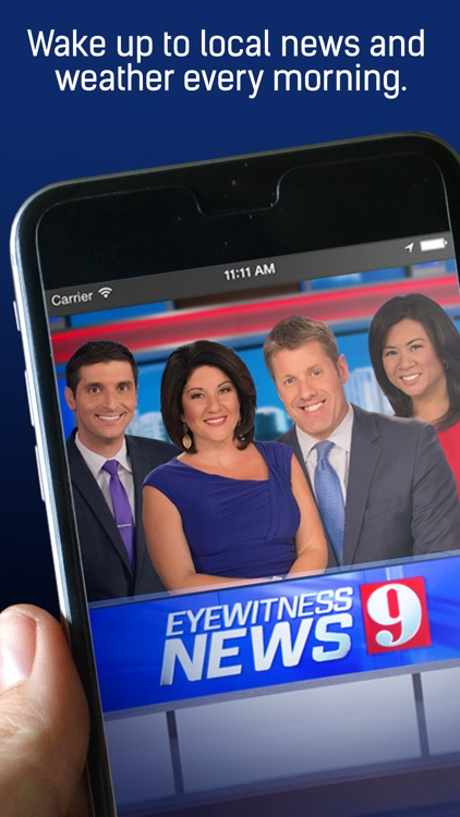 WFTV Channel 9 Wake Up App by Cox Media Group