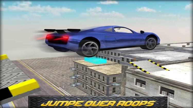 Perfect Speedy Stunt Car Challenge 3D   Real Stunt Car Racing U0026 Stunt Game