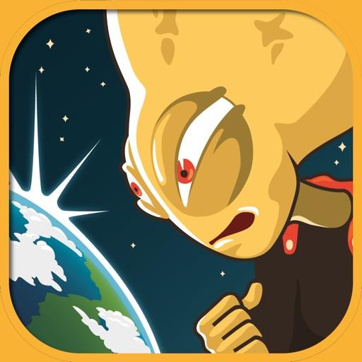 Brain Aliens: Earth Invasion iOS App