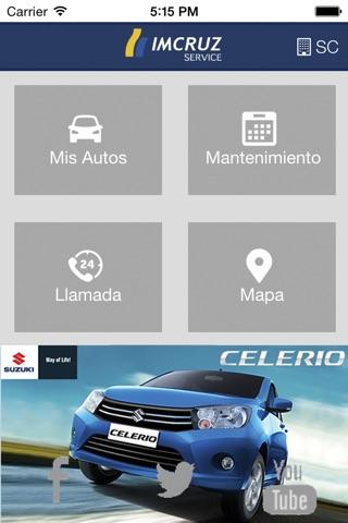 Imcruz - Servicios screenshot 1
