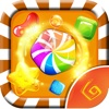Railway Candy Journey - Match Travel Puzzle Game