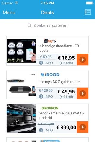 JouwAanbieding.nl screenshot 1