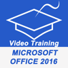 Video Training For Microsoft Office 2016 (MS Word, Excel, PowerPoint,Outlook & OneNote)