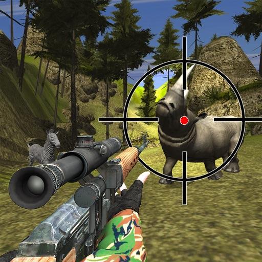 Animal Hunt-er Wild Jungle iOS App
