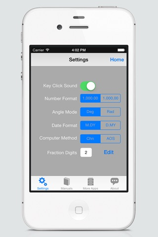 BA Financial Calculator Pro screenshot 4