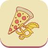 Receitas de Macarrão e Pizza