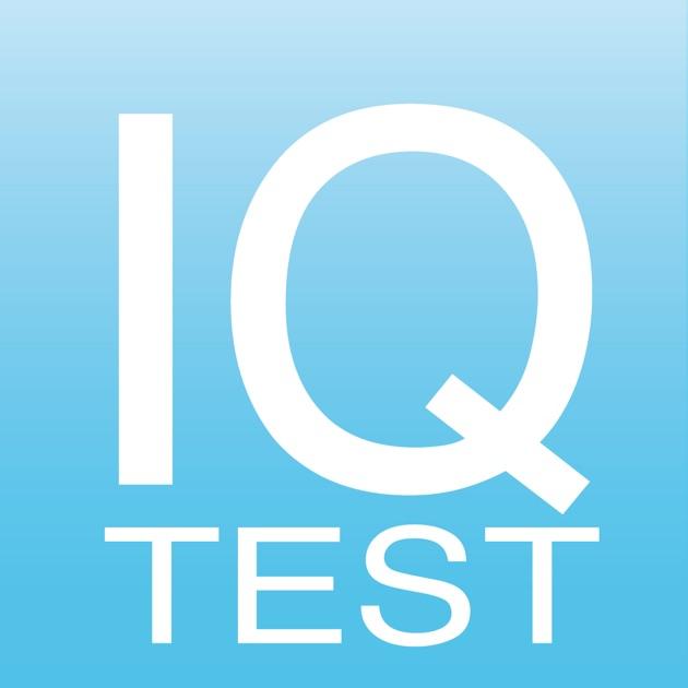 iq test online gratis