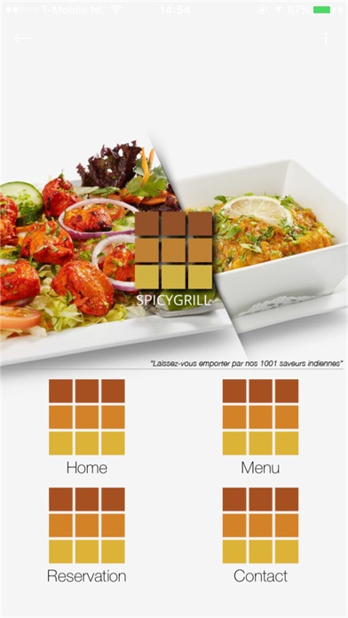 download Spicy Grill apps 1