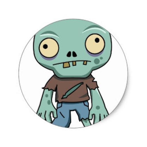 Zombie Smasher Pro for iPad iOS App