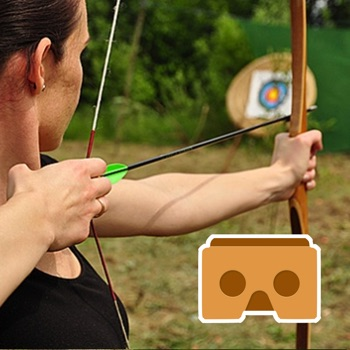 VR Archery for Google Cardboard for iPhone