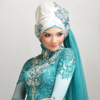 Girl Hijab Dresses-A Beautiful Bridal and party ware Dress up for Young and teens muslim Girl Abayas