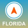 Florida, USA GPS - Offline-Auto-Navigation