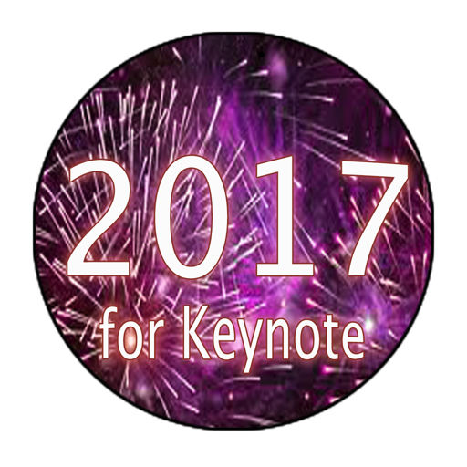 Calendars Templates 2017 for Keynote