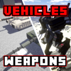 Vehicles & Weapons Mods for Minecraft PC Edition - Best Pocket Wiki & Tools for MCPC
