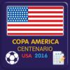 Copa America Centenario Clasificaciones - Estados Unidos 2016