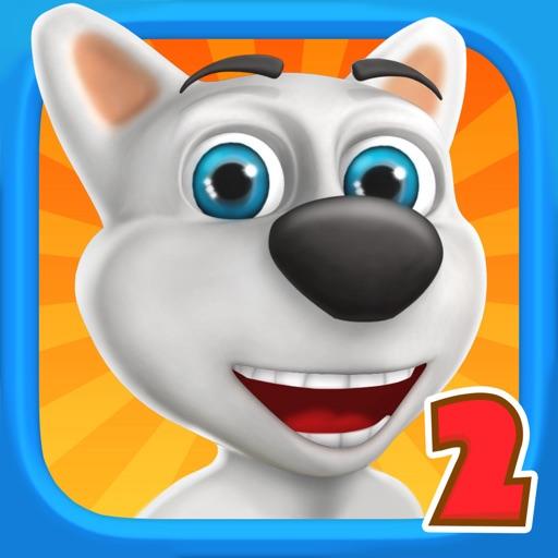 Моя Говорящая Собака 2 - Мой Виртуальный Питомец Игры Про Животных