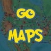 Go Maps - A Map and Poke Radar Guide For Pokemon Go