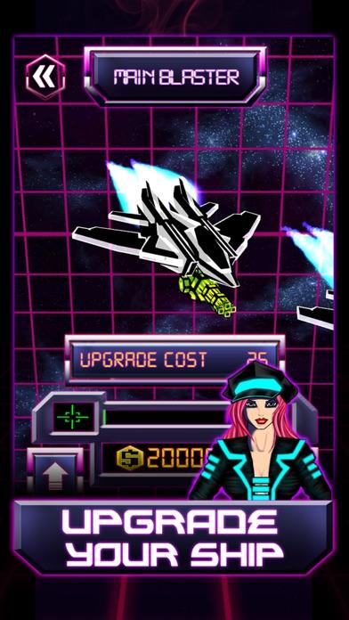 Galaxy BulletHell: Danmaku Sky Screenshot