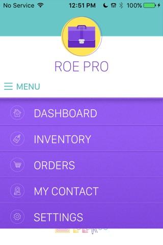 Roe Pro screenshot 1