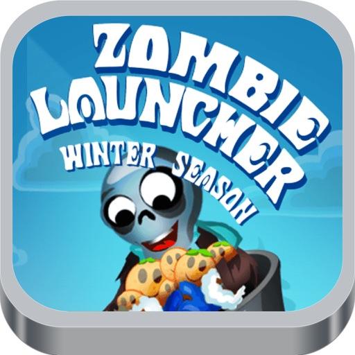 Zombie Launcher Fun Game iOS App