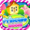 Princess Room-Girls Room Decoration Makeup Makeover Games teenage room theme
