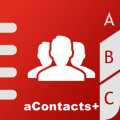 aContacts - All-in-One Contact & Group Manager, Contacts Sync,Backup,Clean for Google, Facebook icon