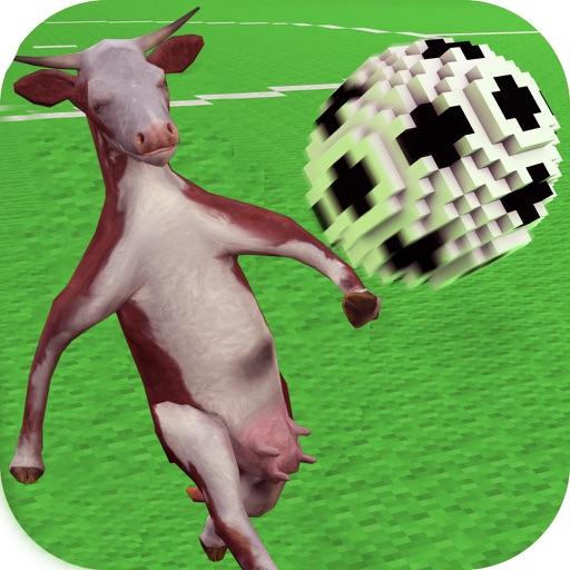 Goat N Cow 3D Soccer Multiplayer